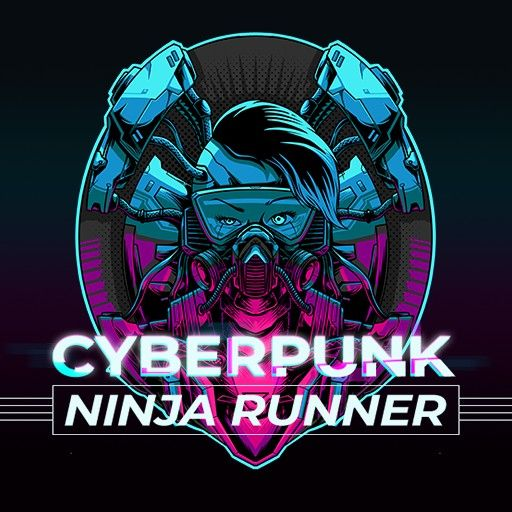Cyberpunk Ninja Runner