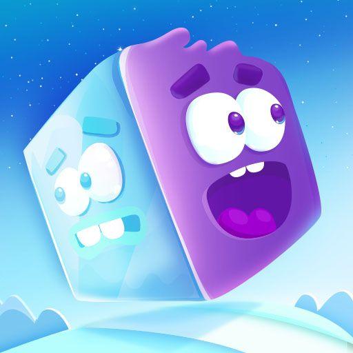 Icy Purple Head 3. Super Slide